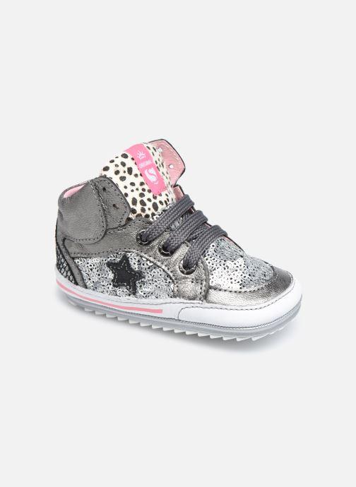 Bottines et boots Shoesme BP smart Argent vue détail/paire