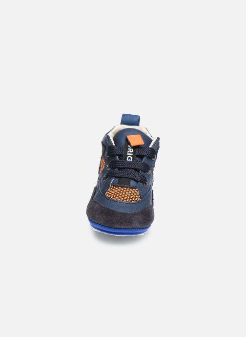 Stiefeletten & Boots Shoesme BP smart blau schuhe getragen