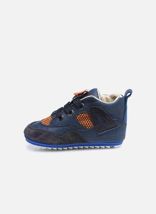 Stiefeletten & Boots Shoesme BP smart blau ansicht von vorne