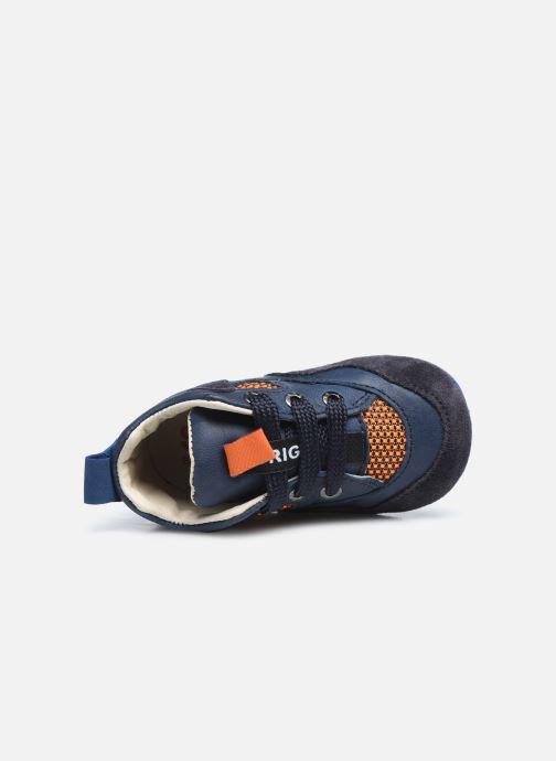 Stiefeletten & Boots Shoesme BP smart blau ansicht von links