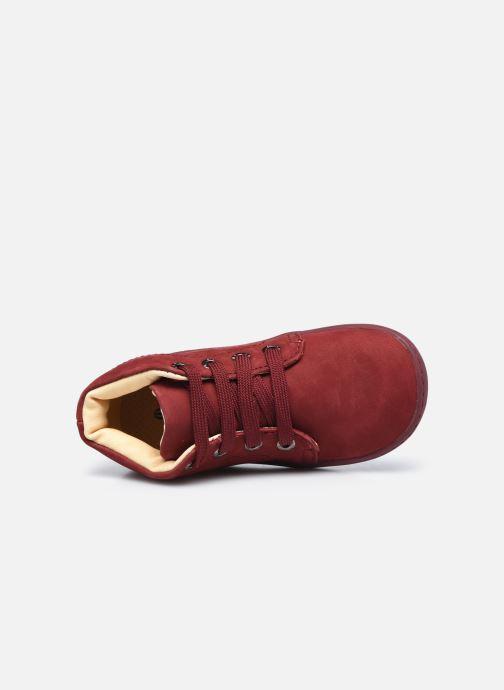 Bottines et boots Shoesme Shoesme Flex Bordeaux vue gauche