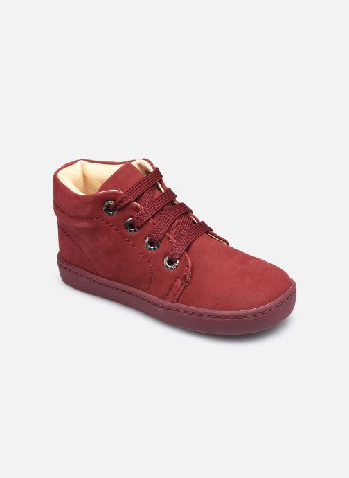 Bottines et boots Shoesme Shoesme Flex Bordeaux vue détail/paire