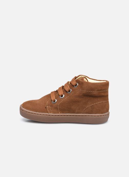 Boots en enkellaarsjes Shoesme Shoesme Flex Bruin voorkant