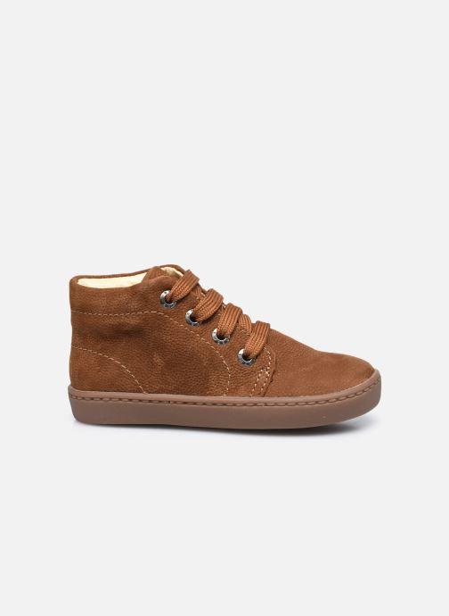 Boots en enkellaarsjes Shoesme Shoesme Flex Bruin achterkant