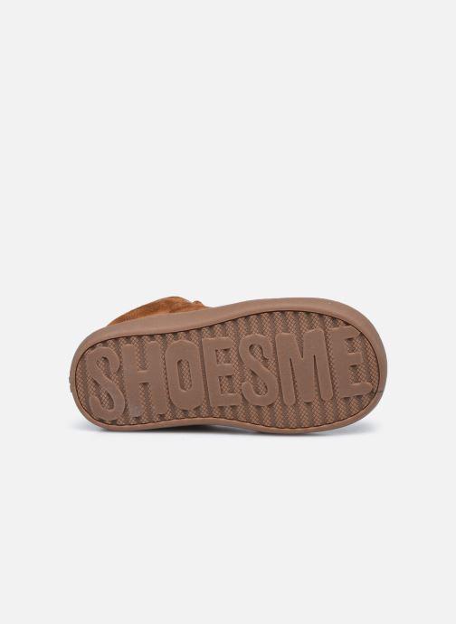 Stivaletti e tronchetti Shoesme Shoesme Flex Marrone immagine dall'alto