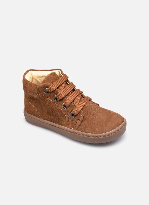 Boots en enkellaarsjes Shoesme Shoesme Flex Bruin detail