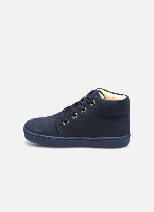Boots en enkellaarsjes Shoesme Shoesme Flex Blauw voorkant