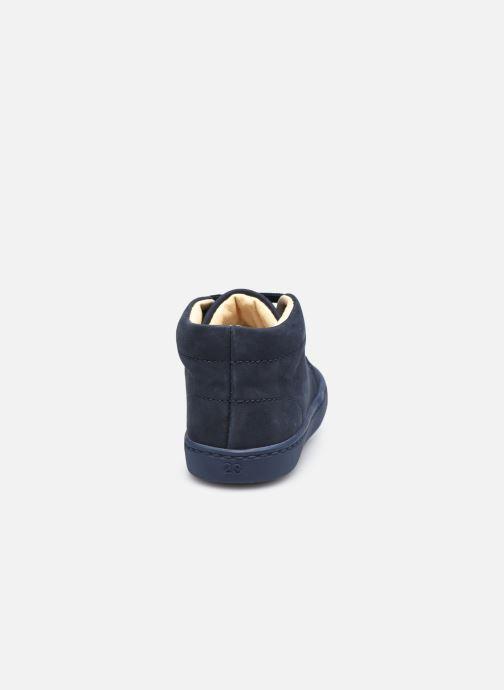 Boots en enkellaarsjes Shoesme Shoesme Flex Blauw rechts