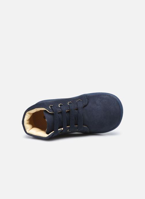 Botines  Shoesme Shoesme Flex Azul vista lateral izquierda