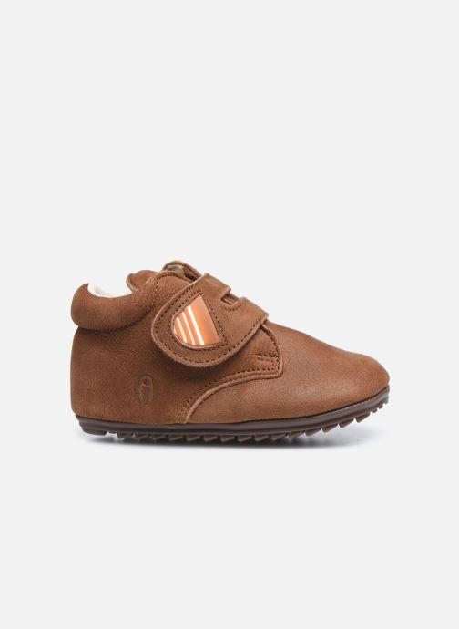 Bottines et boots Shoesme BP smart V Laces Marron vue derrière