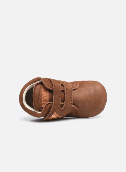Bottines et boots Shoesme BP smart V Laces Marron vue gauche