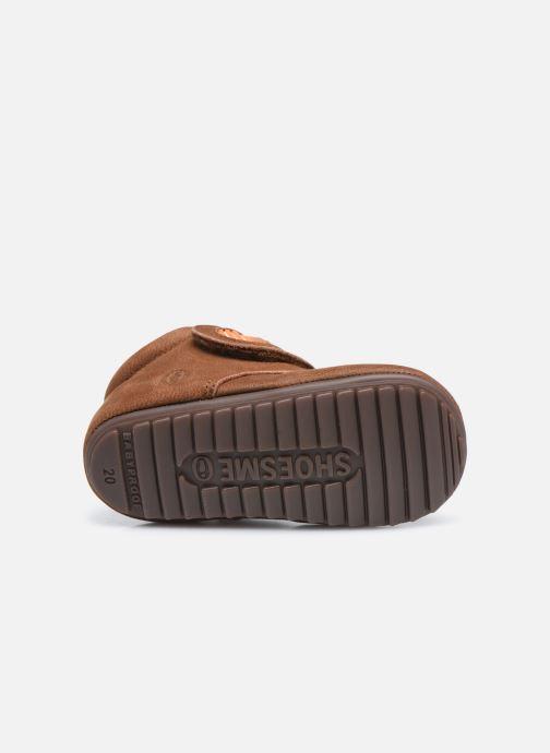 Bottines et boots Shoesme BP smart V Laces Marron vue haut