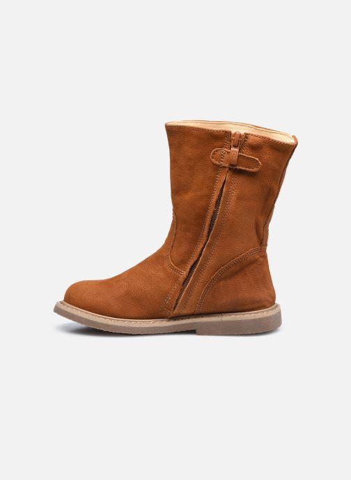 Laarzen Shoesme Crepe Bruin voorkant