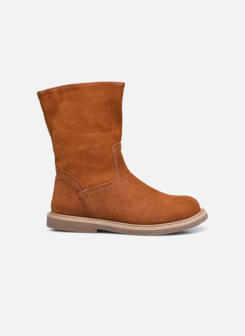 Laarzen Shoesme Crepe Bruin achterkant
