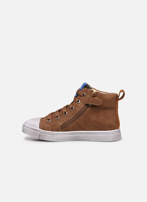 Sneakers Shoesme Shoesme Laces Marrone immagine frontale