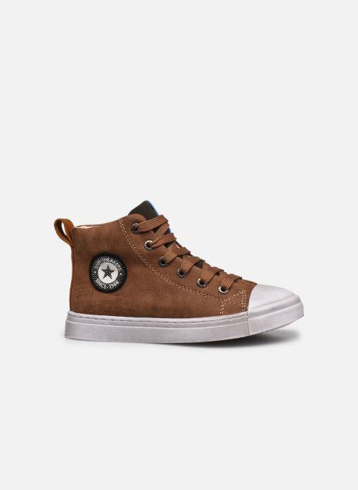 Sneakers Shoesme Shoesme Laces Marrone immagine posteriore