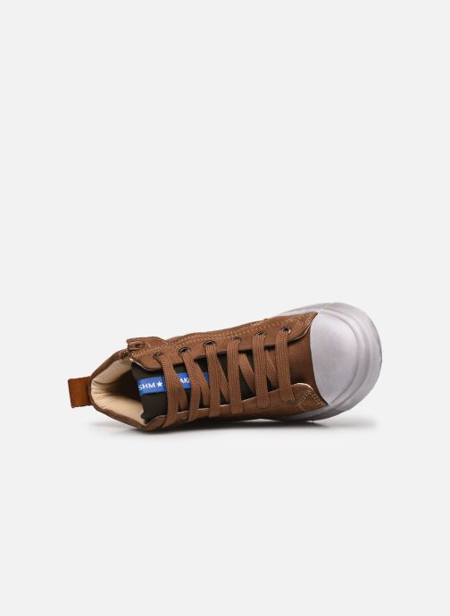 Sneakers Shoesme Shoesme Laces Marrone immagine sinistra