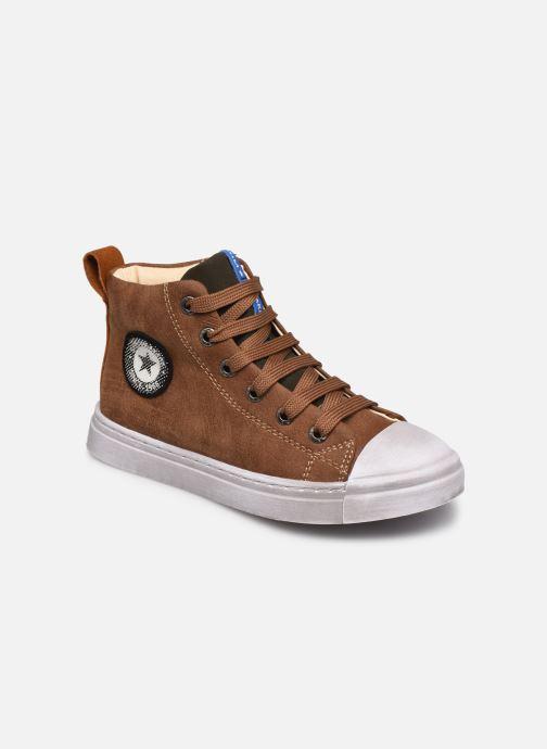 Baskets Shoesme Shoesme Laces Marron vue détail/paire