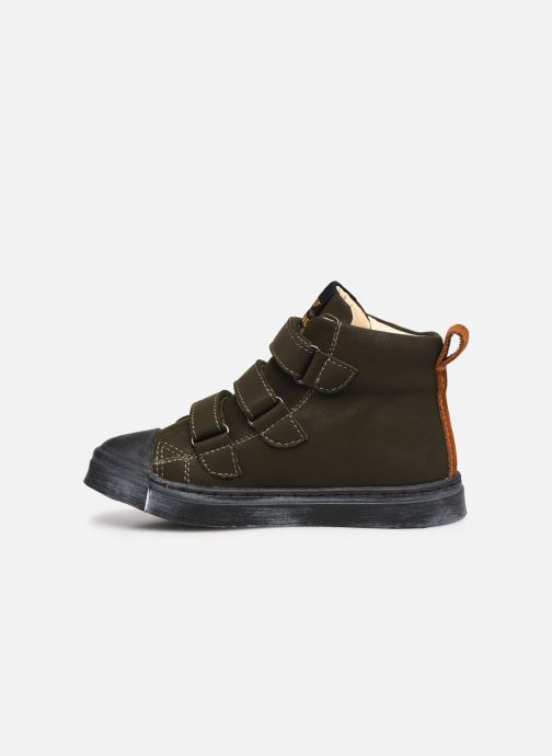 Sneakers Shoesme Shoesme VL Verde immagine frontale