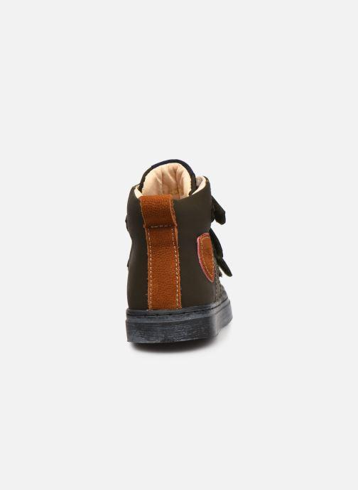 Sneakers Shoesme Shoesme VL Verde immagine destra