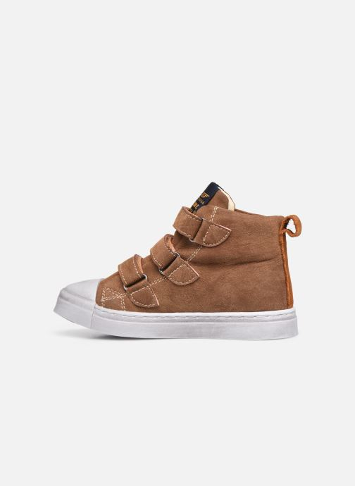 Sneakers Shoesme Shoesme VL Marrone immagine frontale