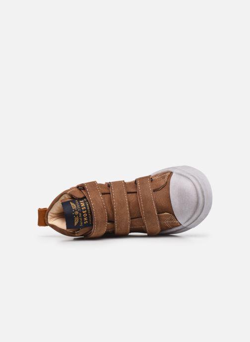 Sneakers Shoesme Shoesme VL Bruin links