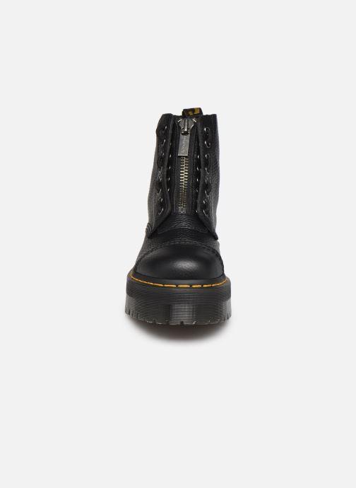 Bottines et boots Dr. Martens Sinclair Noir vue portées chaussures