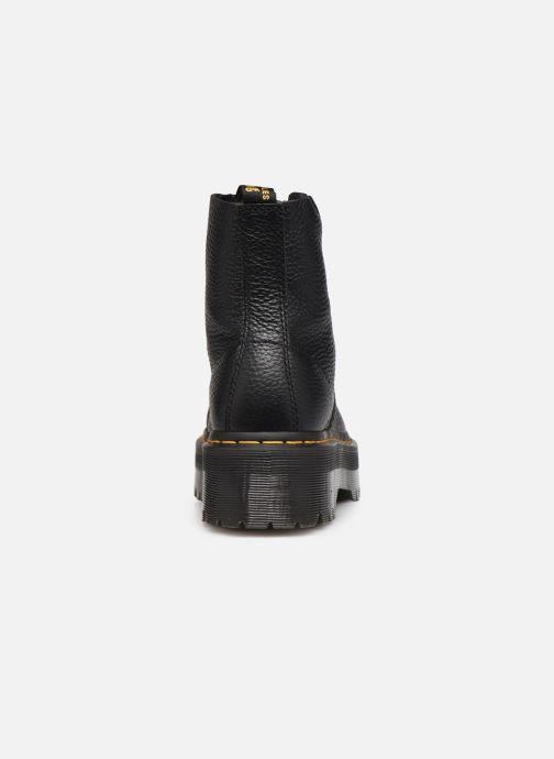 Bottines et boots Dr. Martens Sinclair Noir vue droite