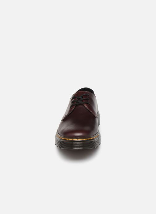 Zapatos con cordones DR. Martens 1461 Dante Vino vista del modelo