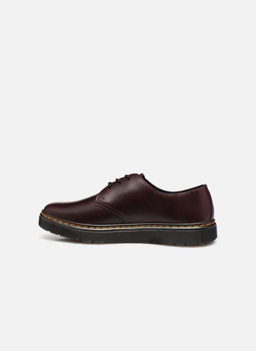 Zapatos con cordones DR. Martens 1461 Dante Vino vista de frente