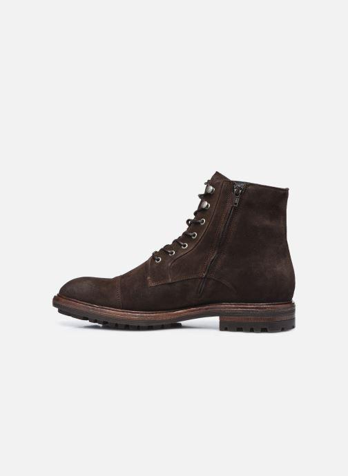 Bottines et boots Blackstone UG20 Marron vue face