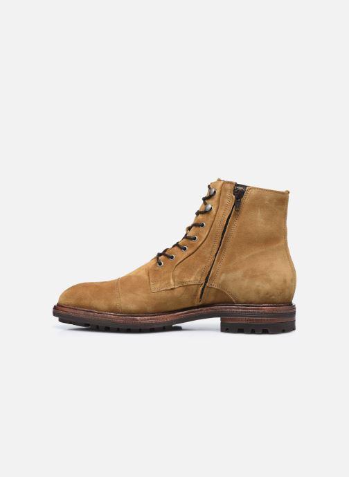 Stiefeletten & Boots Blackstone UG20 braun ansicht von vorne