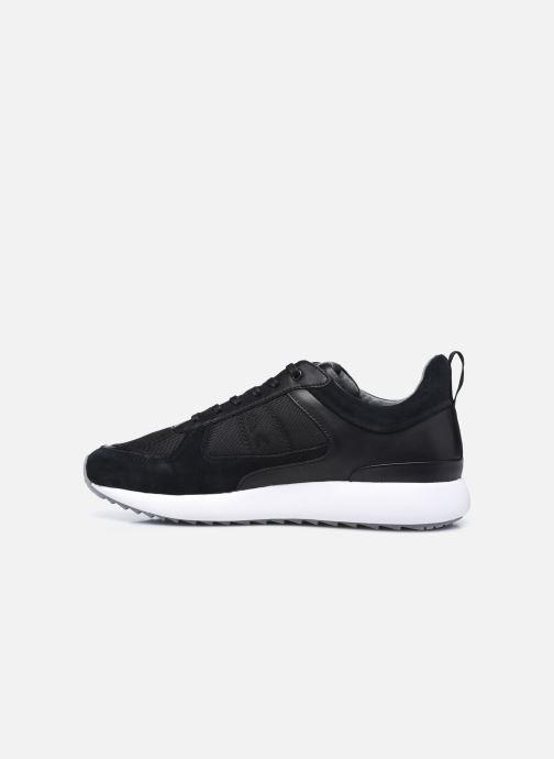 Sneaker Blackstone UG36 schwarz ansicht von vorne