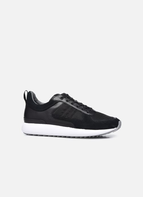 Sneaker Blackstone UG36 schwarz ansicht von hinten