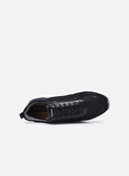 Sneaker Blackstone UG36 schwarz ansicht von links