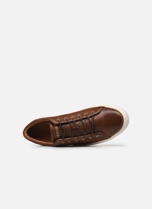 Sneaker Blackstone UG35 braun ansicht von links