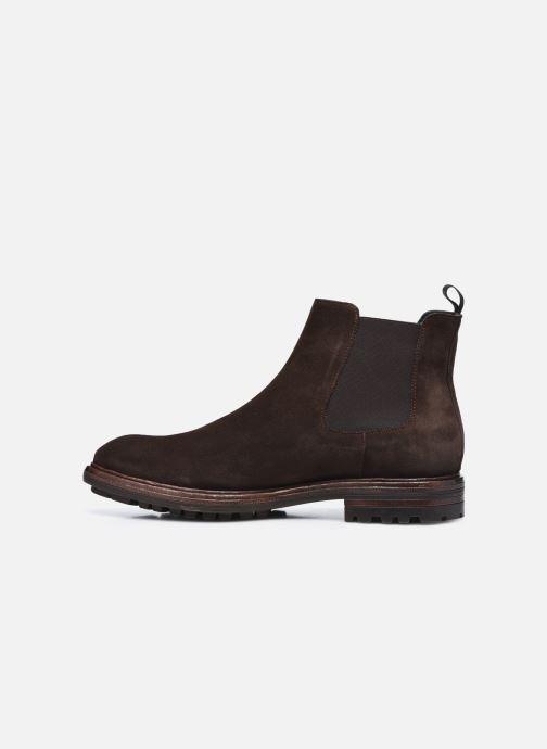 Stiefeletten & Boots Blackstone UG23 braun ansicht von vorne