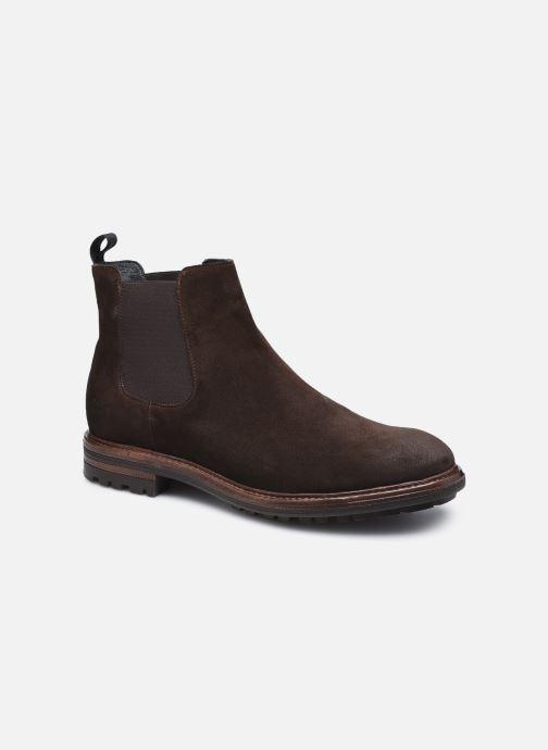 Bottines et boots Blackstone UG23 Marron vue détail/paire