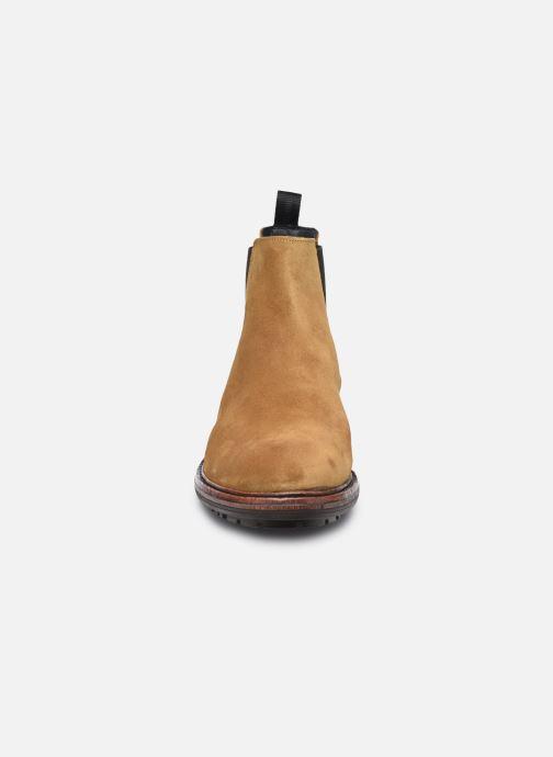 Bottines et boots Blackstone UG23 Marron vue portées chaussures