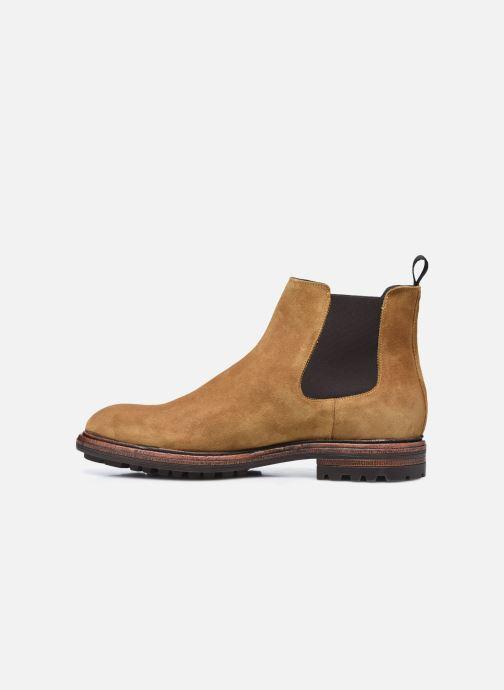 Bottines et boots Blackstone UG23 Marron vue face