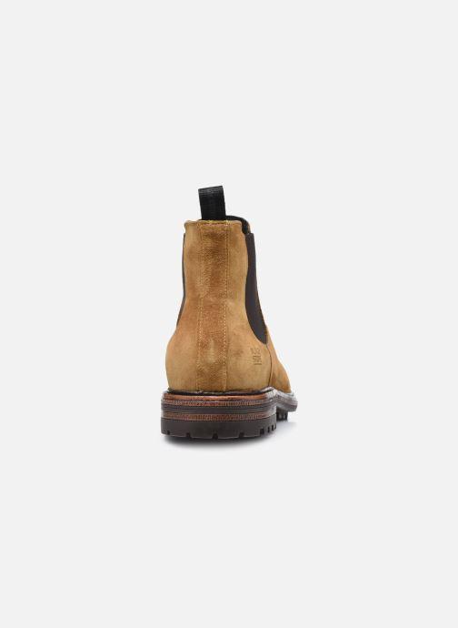 Bottines et boots Blackstone UG23 Marron vue droite