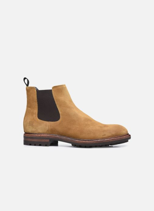 Stiefeletten & Boots Blackstone UG23 braun ansicht von hinten