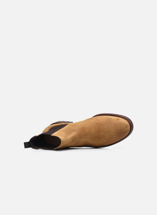 Stiefeletten & Boots Blackstone UG23 braun ansicht von links