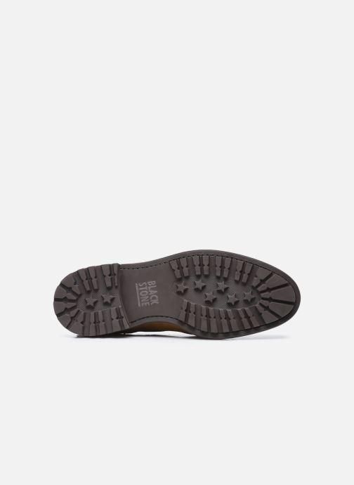 Stiefeletten & Boots Blackstone UG23 braun ansicht von oben
