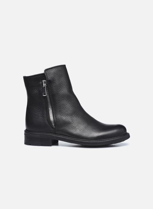 Bottines et boots Blackstone QL04 Noir vue derrière