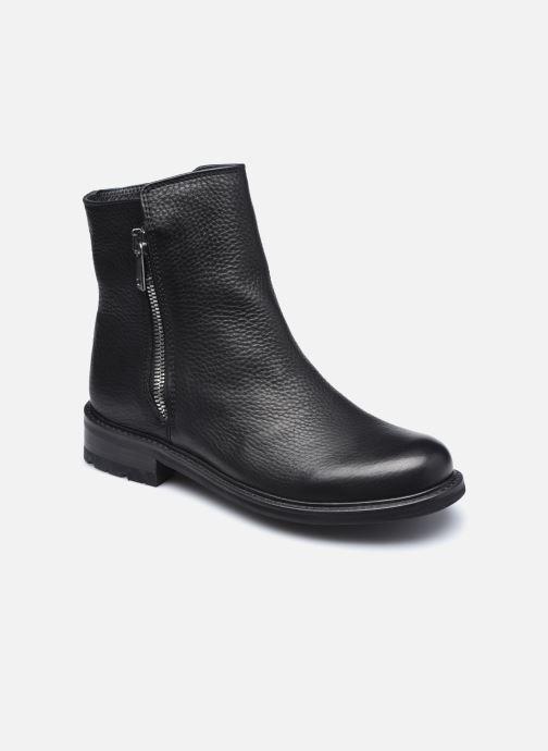 Bottines et boots Blackstone QL04 Noir vue détail/paire