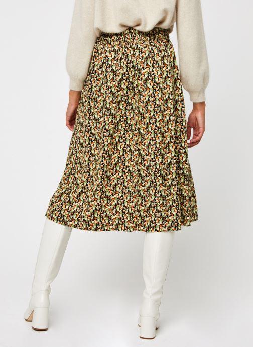 Vêtements MOSS COPENHAGEN Karola Multicolore vue portées chaussures