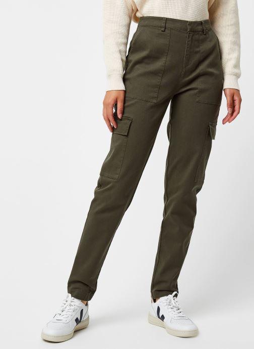 Vêtements MOSS COPENHAGEN Lemony Vert vue détail/paire
