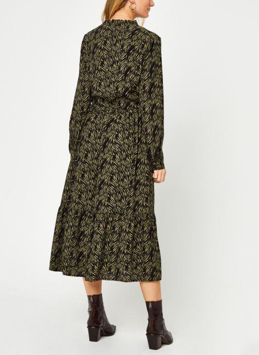 Kleding MOSS COPENHAGEN Calie Robe Zwart model