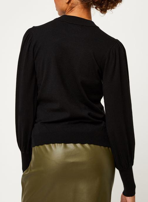 Kleding MOSS COPENHAGEN Talma Elena Zwart model